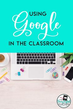 Using the Google platform as a teacher is great for classroom education. I like to use Google Docs as a weekly class agenda that I share with students and parents. I also like to use Google Docs for digital classroom collaboration in my high school English classroom! Google Forms is great for self-grading, formative assessments in the secondary ELA classroom. Remote Teaching | Digital Teaching | Google Teacher | Google in the Classroom | Classroom Tech Hacks | Digital Class Organizer Ela Classroom, English Classroom, Classroom Ideas, Google Teacher, Google Platform, Learning Organization, Secondary Teacher, First Year Teachers, High School English