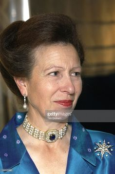Anne, The Princess Royal, In A Silk Evening Dress And Jacket For A Dinner At The Royal Victoria Dock In East London For Supporters Of The Princess Royal's Trust For Carers Get premium, high resolution news photos at Getty Images Queen Elizabeth Jewels, Windsor, British Crown Jewels, English Royal Family, Royal Jewelry, Jewelry Box, Royal Tiaras, Princess Anne, English Royalty