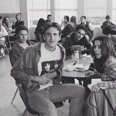 Freaks and Geeks....I never missed an episode...<3