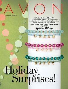Avon Holiday Surprises Campaign 25 2015 Flyer Online http://www.makeupmarketingonline.com/avon-holiday-surprises-campaign-25-2015-flyer-online/