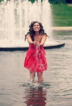 Sweet 16 waterfall picture ideas