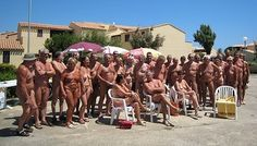 You've probably seen them. After all, they're up every Sunday. I try to post nudist images of normal nudist/naturist people. Not the glamour stuff that's been photoshopped to death and beyond, not the pretty people that will never represent mainstream ...
