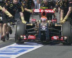 GP de Australia 2014 - Libres 1 - Pastor Maldonado