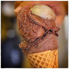 Decadent and Bittersweet.Our Dark Chocolate ice cream made from Batangas Tablea de Cacao. Dark Chocolate Ice Cream, Desserts Around The World, Batangas, Frozen Desserts, Icecream, Shots, Ice Cream