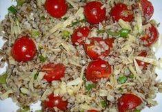 Pohankový salát Krabi, Tzatziki, Fried Rice, Tofu, Fries, Ethnic Recipes, Nasi Goreng, Stir Fry Rice