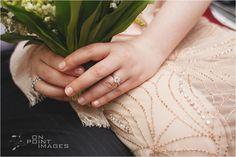 Kristiina & Declan Gapstow Bridge Wedding Ceremony, Central Park NYC