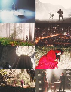 Ouat everything is so pretty in this show