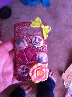 One Direction Case for the HTC inspire 4G by DazzlingCases on Etsy, $19.99
