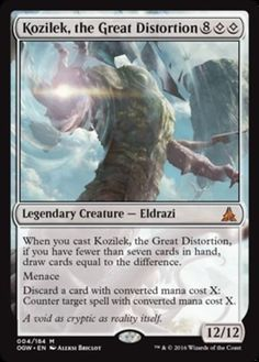 Deceiver of Form, Magic, Oath of the Gatewatch | Rare and MRare ...