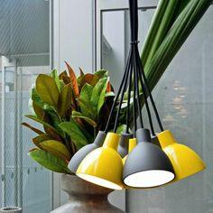 Toldbod 120 Colour - Lámpara de suspensión   Louis Poulsen   Lámparas de suspensión   Lámparas   AmbienteDirect.com