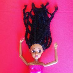 Dark Dolls #dollart #africanart #mixedracedolls #toys #kidzpartygift #avabarbie #french #afrodoll #ethnicdoll #blackdolls #improveyourbrand #mixedrace #startup #africantoys #africanamerican #africanprincess #fashiondolls #naturalhair #braids #dreadlocks #capetown #blackbarbie #jozi #kenya #barbie #africanamerican #africanprint #africanfabric