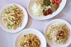 Boston, MA: Great Burmese Salads at YoMa