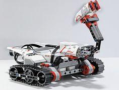 Mini robôs de Lego são controlados por iPhone