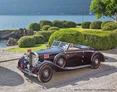 1937 Rolls-Royce Phantom III - Drophead Coupe