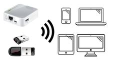 Partager et distribuer du contenu numérique en et hors la classe «BYODetBOX» |