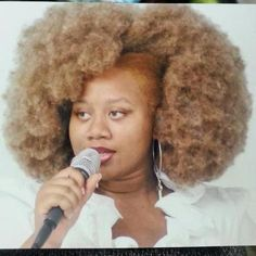La Porsha Renae Natural Hair