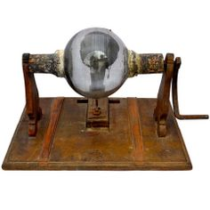 18th C. Electrical Machine