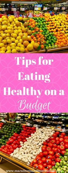 Tips for Eating Healthy on a Budget: Meal Planning   Meal Prep   Coupon Clipping   Grocery Shopping   My Hannaford Rewards