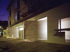 STOREFRONT FOR ART AND ARCHITECTURE New York, NY, United States, 1992-1993