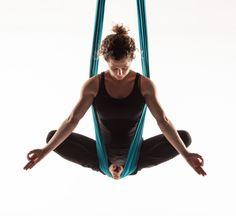 Air yogalates   Marie-Michelle Faber   Genevieve Bérubé   Yoga et Pilates en suspension   à Québec