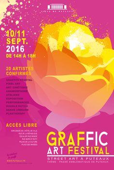 Graffic Art Festival 2016 Les 10 Et 11 Septembre 2016