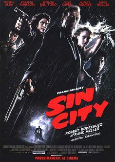 Sin City_Robert Rodriguez,Frank Miller,Quentin Tarantino