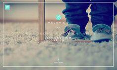 Mélanie F | Website Showcase | The Design Inspiration