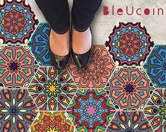 Fantastiche immagini in piastrelle marocchine su