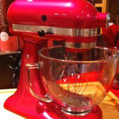 Pink kitchen aide