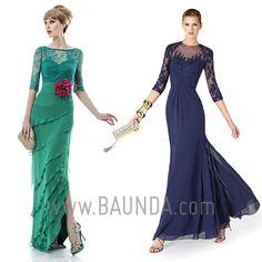 Vestidos para madre de la novia madrid