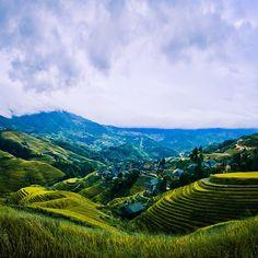 See you in 3 weeks :)   Longsheng, Guangxi, China