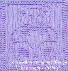 Knitting Pattern  SITTING BEAR  PDF by ezcareknits on Etsy