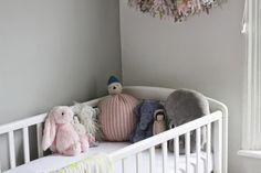 Bienvenidos al dormitorio de la pequeña Luna!