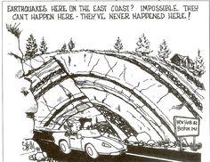Earthquakes on the East Coast
