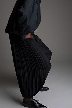 Vintage Kenzo Pleated Trousers