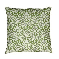 Colorfull Abstract Pattern Everyday Pillow on CafePress.com