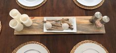 34 x 7inch serving board made of Beetle Kill Pine.  Our decorative wooden trays are the perfect display for your decorating vision. Whether the centerpiece of your dining table, sitting atop the fireplace mantle, or used as a succulent display in the kitchen nook, it's clean lines & simple elegance are sure to breathe that extra bit of warmth into your decor theme. It's both perfect for everyday use or as an elegant wedding, anniversary or housewarming gift.