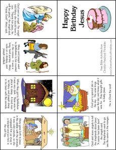 Mini Livre à Imprimer Gratuit : livre, imprimer, gratuit, Mini-livres, Noël, Livres,, Livres, Noël,