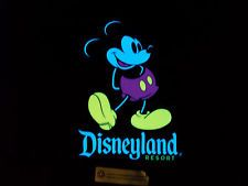 Disney Disneyland Sound Activated Light-Up MICKEY MOUSE T-Shirt XXL  Large NWT