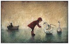 Fishing Day  by Slawek Gruca