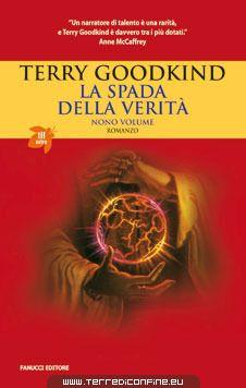 La Catena di Fuoco - Terry Goodkind (La Spada della Verità 9) http://www.goodreads.com/book/show/9725656-la-catena-di-fuoco