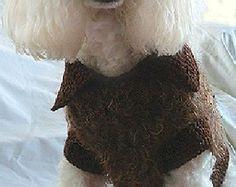 Crochet Pattern - dog sweater crochet pattern, dog shirt crochet pattern, dog…