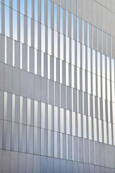 pajol sports centre - paris - brisac gonzalez - 2012 - façade detail