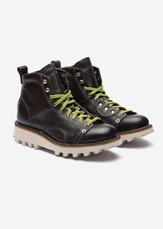 Hike Boot Anthracite - Barleycorn