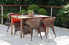 Móveis Green House - Móveis para área externa - Móveis para Jardim - Móveis para Varanda - Móveis para Terraço - Garden Furniture - Beach Furniture - Inspiration - Inspiração - Informal Móveis Externos - Butzke - LaCasa Design