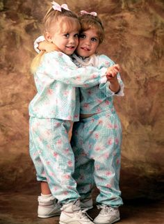 Mary-Kate and Ashley Olsen—we share an exact birthday. Gemini was right!