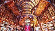 "Porto's magical bookshop, Livraria Lello - J.K. Rowling's inspiration for her own Flourish and Blotts bookstore in the Harry Potter series - has been chosen for the world launch of the eighth and very different book about the young magician, ""Harry Potter and the Cursed Child"". Opening at midnight on July 31, the occasion is open to all, and fans are encouraged to come dressed as their favourite character. The event is due to start at 10pm on July 30, with a party attended by various Harry…"