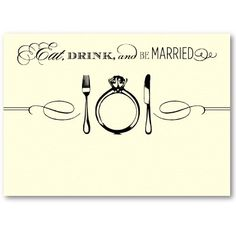 wedding stationery and decorations