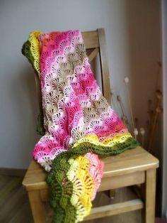 mika / Farebná deka pre princezné