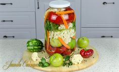 Canning Pickles, Pickels, Romanian Food, Romanian Recipes, Preserves, Baked Potato, Cookie Recipes, Food To Make, Watermelon